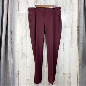 Brooks Brothers Red Fleece Ankle Pant sz 10